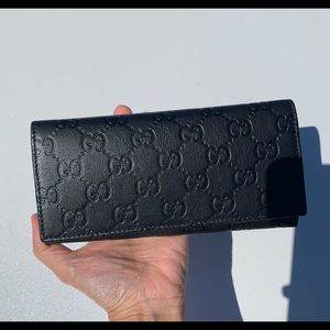 NWT Authentic Gucci Men Guccissima Leather Wallet
